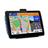 car GPS 7 inch Touch Screen Voice Prompt GPS Navigation Built-in 8GB No Need to Insert a Card+Multi-M