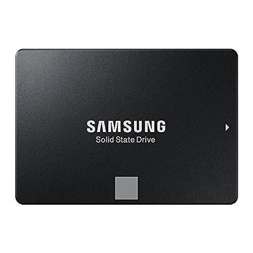 Samsung 860 EVO MZ-76E500E 500 GB Solid State Drive - SATA (SATA/600) - 2.5' Drive - Internal - 550 MB/s Maximum Read Transfer Rate - 520 MB/s Maximum Write Transfer Rate - 256-bit Encryption Standard