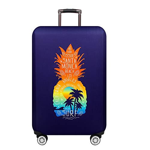 D&S Vertriebs GmbH - Custodia protettiva per bagagli e valigie da 18'' - 32'' Multicolore d M(21''-24'')