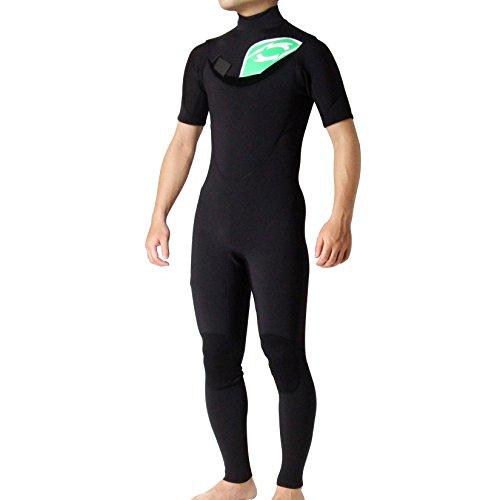 CYBER SHIELD(サイバーシールド) サーフィン用ウエットスーツ 502limited-TYPE-A シーガル ブラック M