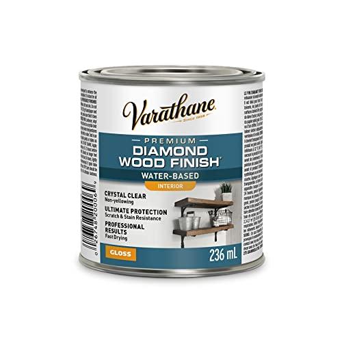 Varathane 200061H Water-Based Ultimate Polyurethane, 8...