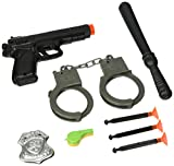 Rhode Island Novelty Police Action 8 PC
