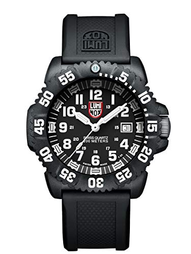 Luminox Navy Seal, Reloj de Buceo XS.3051.F, 44 MM.