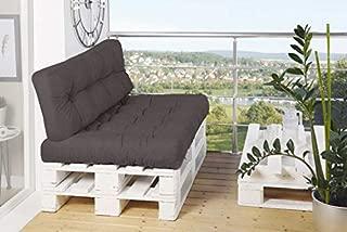 Palettenkissen Palettenpolster Sitzkissen Rückenkissen Sitzauflage Termi