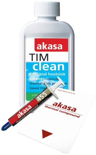 Akasa AK-MX004 Tim Kit CPU-Cleaner