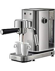 Wmf Lumero Espresso Makinesi, 1400 W, 3 Parça, 1 - 2 Fincan Espresso İçin, Bardak Rafı, Süt Köpürtme Başlığı, Paslanmaz Çelik