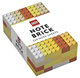 LEGO® Note Brick (Yellow-Orange)