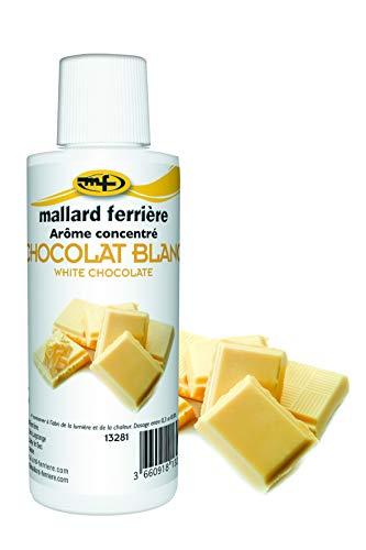 Mallard Ferriere-AROME MF CHOCOLAT BLANC