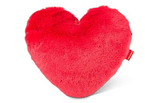 Cojín c/Forma de corazón Love 25x22cm