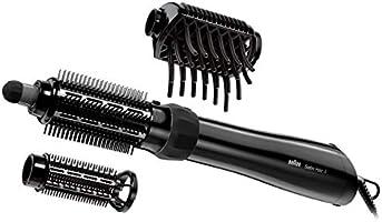 براون ساتين هير 5 AS530 اير ستايلار جهاز تصفيف الشعر مع 3 ملحقات، خاصية البخار - 1000 واط