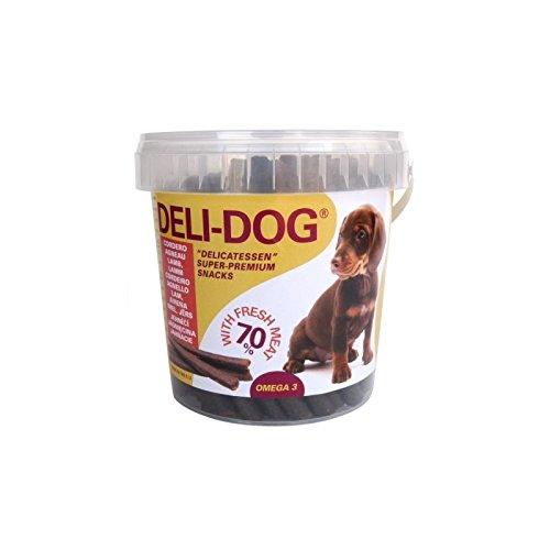 DELI-DOG Snacks de cordero 800 gr.