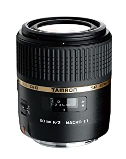 Tamron SP AF 60mm F/2.0 Di II Macro 1:1 Objektiv für Nikon (mit eingebautem Motor) (B002AB0NZY) | Amazon price tracker / tracking, Amazon price history charts, Amazon price watches, Amazon price drop alerts