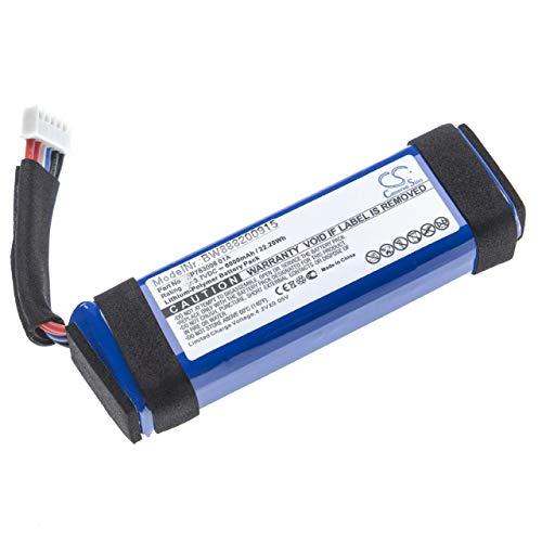 vhbw Batería Recargable Compatible con JBL Link 20 Altavoces, Cajas acústicas, bafles...
