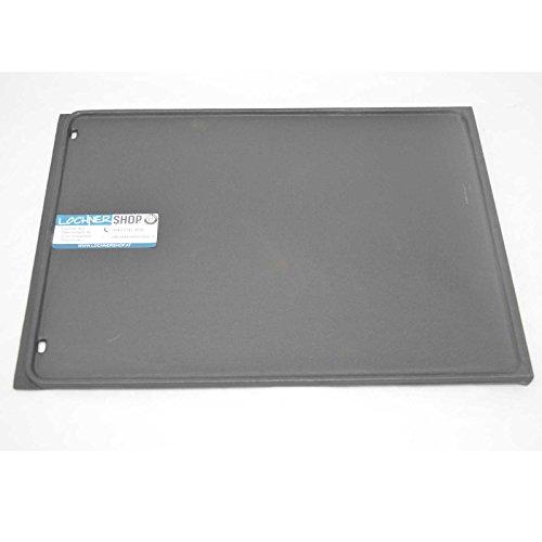 BBQ Gusseisen Grillplatte passend zu Napoleon Gasgrill LE 1+3, LEX 485, 605, 730, P 500 & PRO 500, PRO 665 & 825 Gußeisen Wendeplatte