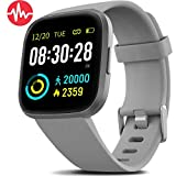 Best Smart Watches - FITVII Health & Fitness Smart Watch with Blood Review