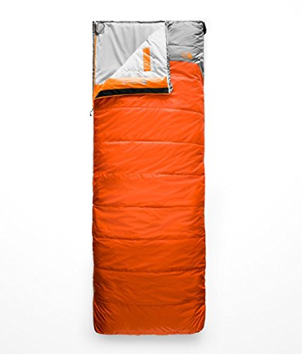 The North Face Dolomite 40F/4C, Monarch Orange/Zinc Grey, Regular