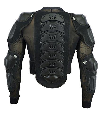 Bikers Gear The tactique Pantalon de moto en Cordura ventilé, étanche Ce1621–1 PU Armour, UE 28L 38L XS, gris Camo, taille XS/L