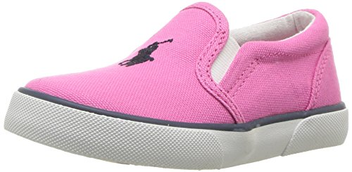 Ralph Lauren Kid Canvas Shoes