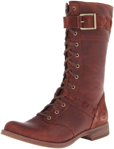 Hot Sale Timberland Women's Savin Hill Mid Lace Boot,Brown,9 M US