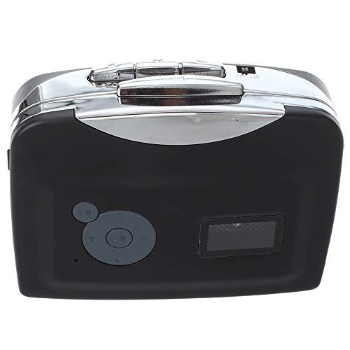 Yunbai Sound Audio Recorder HD Aufnahme Dictaphone Digital Voice Recorder Digital Voice Recorder, Kassetten-to MP3 Converter-Player Recorder Converter in den USB-Flash-Laufwerk/Flash Speicher/Stif