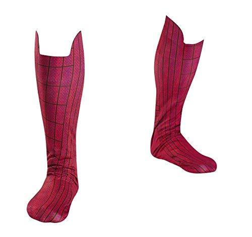 D-guisement The Amazing Spider-Man Film Boot Covers One-Size