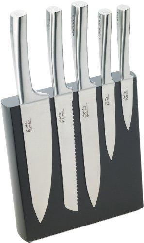 Pradel Jean Dubost 18522, Ceppo con 5 coltelli da Cucina