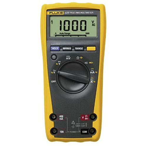 Fluke networks - Multimeter Fluke EGFID 177 True RMS