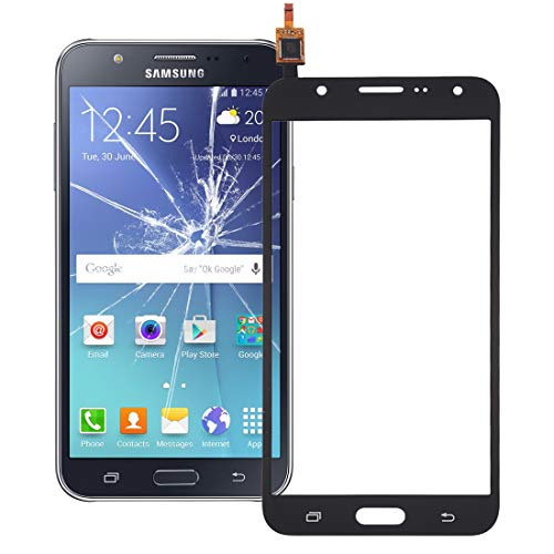 LCD-scherm, mobiele telefoon repareren delen van Touch Panel Screen Display Flex kabel voor Samsung Galaxy J7 / J700, Zwart