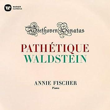"""Beethoven: Piano Sonatas Nos 8 """"Pathétique"""" & 21 """"Waldstein"""""""