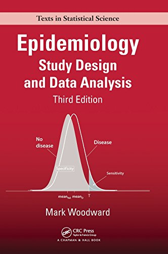 Compare Textbook Prices for Epidemiology: Study Design and Data Analysis, Third Edition Chapman & Hall/CRC Texts in Statistical Science 3 Edition ISBN 9781439839706 by Woodward, Mark