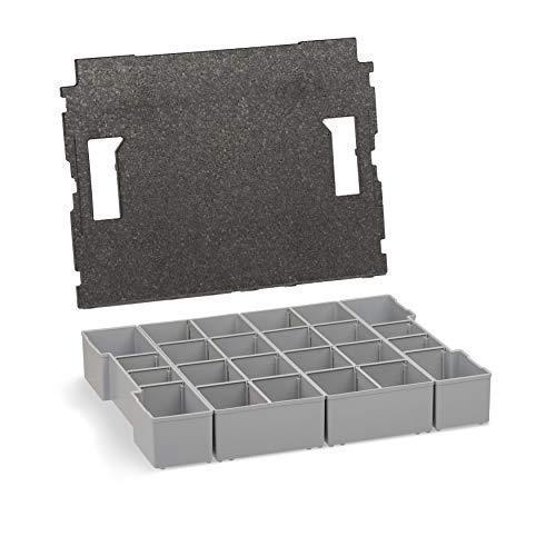 Werkzeugkoffer Einsatz   L-BOXX 102 Insetboxen-Set   K3 Einsätze mit Deckenpolster   Sortierboxen für Kleinteile   Sortimentskasten Schrauben