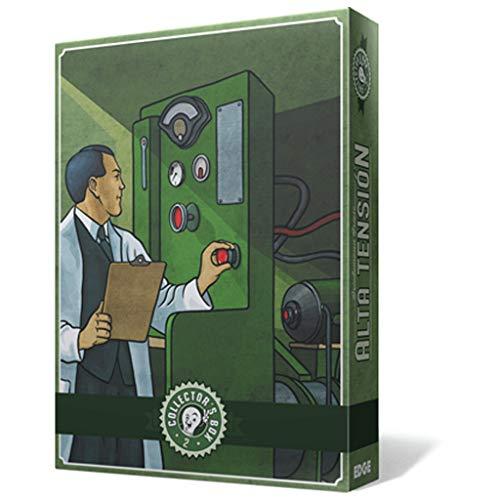 Edge Entertainment- Alta tensión. sociedades anónimas + Collector Box 2 - Español...