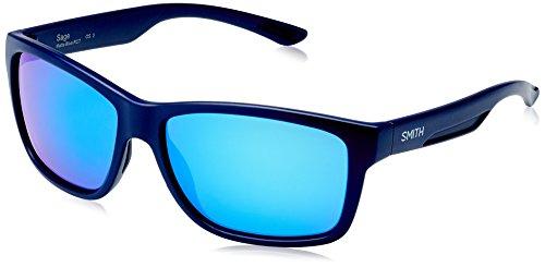 SMITH Sage Z0 RCT 61 Gafas de sol, Azul (Matt Bluee/Ml. Blue), Hombre