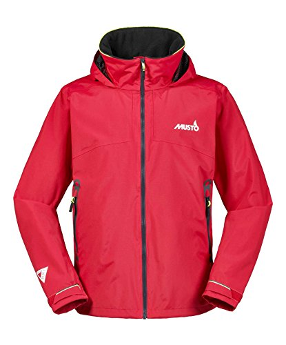 Musto BR1 Inshore Jacket 2017 - True Red S