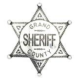 Denix Insignia del Sheriff del condado de Grand Nickel