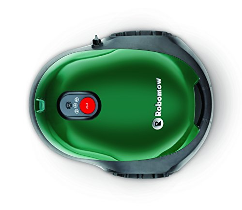 Robomow RX12U Robotic Compact Cordless Automatic Lawnmower in Green New