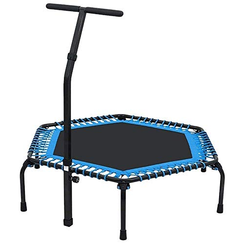 DLJAC Trampolin - Outdoor-Bounce Trampolin Indoor Weight Loss Gym Home Kindertrampolin Baby-Trampolin Trampolin Bett