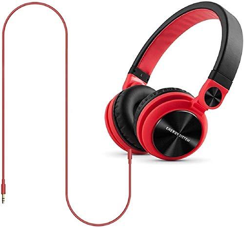Energy Sistem DJ2 Headphones RED