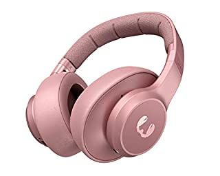 Fresh 'n Rebel Clam Headphones Dusty Pink |Over-ear Wireless Bluetooth Headphones with Back-up Cable (B07HXJR9RR) | Amazon price tracker / tracking, Amazon price history charts, Amazon price watches, Amazon price drop alerts