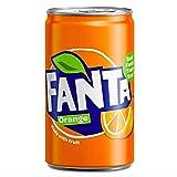 Fanta Naranja Mini Can 150ml