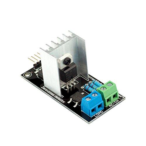 ROUHO Ac Light Dimmer Modul Für Pwm Control 1 Channel 3.3V/5V Logic Ac 50Hz 60Hz 220V 110V 110V