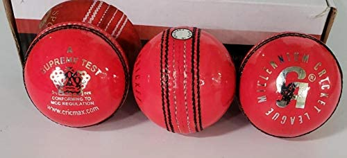 CA Supreme Test Cricket Ball Pink product image