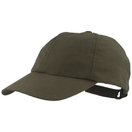 Balke Sonnenschutz Mütze Baseball Cap Sun Protect UV40+ navy,olive,beige (olive)