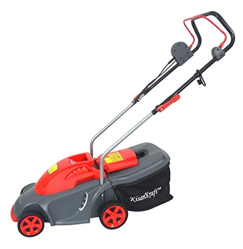 Kisan Kraft 1400-Watt Electric Lawn Mower