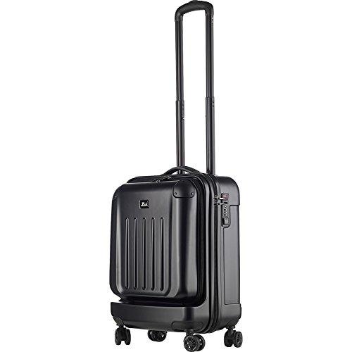 Lightpak 949764 - Maleta Trolley ABS, 4 Ruedas, Color Negro
