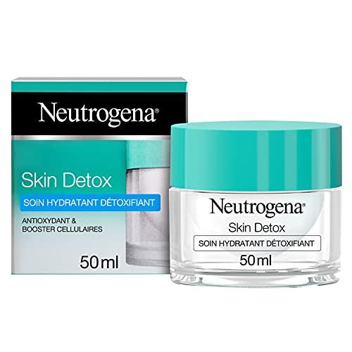 Neutrogena Skin Detox Crema Hidratante Desintoxicante - 50 ml.