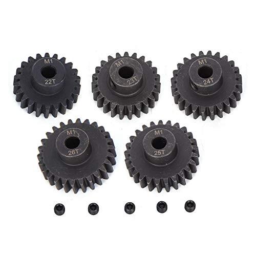 Kit de engranajes de motor de engranajes de accesorios RC fácil de...