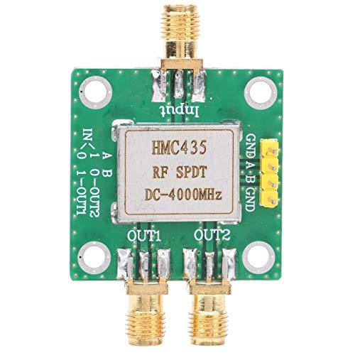 Módulo amplificador de interruptor de RF SPDT, HMC435 Módulo de interruptor de RF SPDT Alta confiabilidad DC-4000MHz Bajo nivel de ruido para estaciones base y repetidores