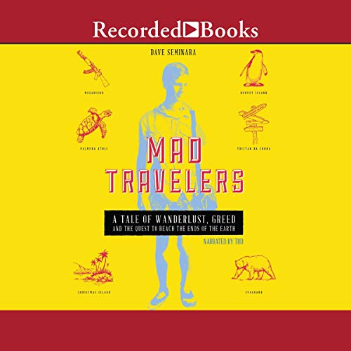 Mad Travelers cover art