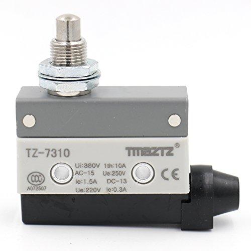 Heschen Interruttore di limite orizzontale TZ-7310 momentray montaggio pannello stantuffo attuatore AC 380V 10A singolo polo